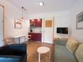 Wohnraum / Küche